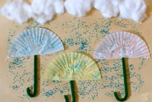 Misc kid crafts / by Katie Johnson