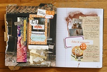 Things to Make - Journals / A place to hold dreams, desires, gratitude, memories. / by Patty Rose