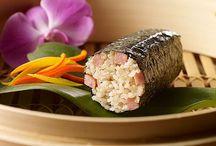 Spam & Aloha Plate / by CookingHawaiianStyle.com