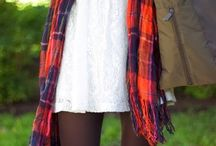 Fall Fashion / by Katie Isenhour