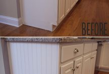 Kitchen remodel / by Jessica Peck