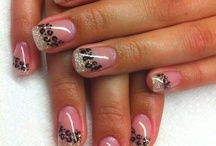 Nails / If you enjoy my nail designs please leave pin description as is for credit for my work thank you  / by Melissa Fox
