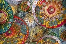 Beautiful Quilts and needle work / by Nancy Pirone