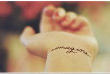 Tattoos / by Megan Ratliff