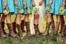Wedding ideas........ / by Vicki Henry