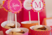 Grand opening party ideas / by Stephanie Unger