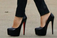 Kick up your red bottoms / by Lili Camaj