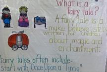 School - Fairy Tales / by Becca Ross