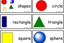 Learning - shapes / by *** Briali ***