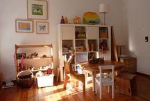 Playroom ideas / by Alison Maffett