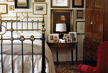 Bedrooms / by Elizabeth