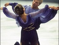 Torvill and Dean / by Sandy Fredrickson