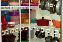 Pantry & Cabinet Ideas / by Kip Britt