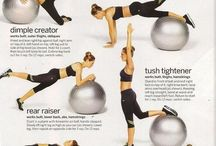 Fitness / by Heidi Coyne