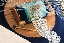 Bobbin lace / by Pia Kavén-Bailey