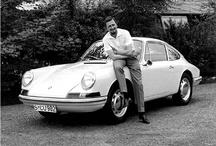 Salute to Ferdinand Alexander Porsche  / by VandM.com