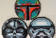 fuse beads / by Kristin Fox