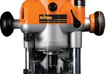 Triton Precision Power Tools / by Triton Tools