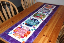 My Projects: Quilts, Crafts and More / by Angela Greenwald