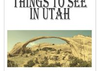 Things to do, places to see / by Victoria Gilbert