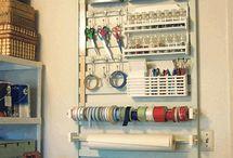 Storage Ideas / by Christi Barnes