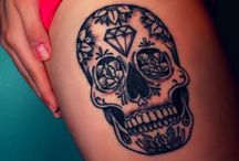 Tattoos  / by Bethany Hollenbeck