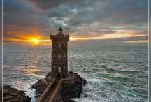 Lighthouses / by Connie Hardeman