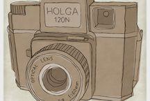 Cool illustration / by HolgaDirect