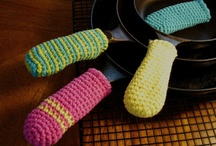 Crochet & knit / by Lisa Whitaker
