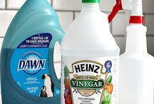 Cleaning tips/Shortcuts / by Suzzy Cruzaley