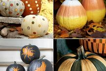 Halloween/Fall / by Tina Buffo