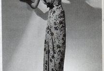 Vintage Schiaparelli / by oldsmocksnewfrocks