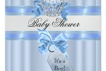 it's a boy! / by HipNotic Occasions