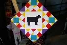 Barn Quilts / by Marsha McCann