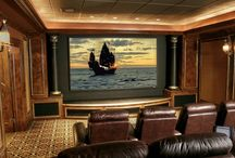 Home theater / by Lynn Sharon