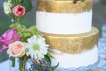 cake + desserts / by Adrienna McDermott