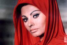 Sophia Loren / by Ruben Dario