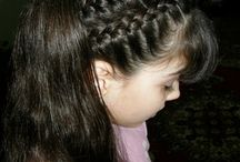 Kids hairstyles  / by Jessica Hubbard