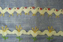 Sewing/stitching / by Donna Webster