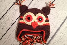 Fall Crochet Hats / Here are some crochet hats that are ideal for the Fall and Winter! / by Wendi McGrath