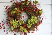 Wreaths / by NDI // Natural Decorations Inc
