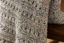 Crochet Afghan Patterns / by Debbie Landress
