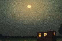 nocturnes / by ROBIN LEWIS-WILD