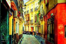 Spain / by Mandy Grimston
