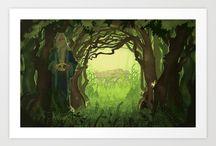 Arthurian / by Ginny Gragg