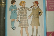 1970s Simplicity patterns / by Helen Michael