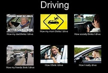 Drivers! / by I Drive Safely