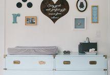 Nesting / Nursery Ideas / by Alli Kennedy