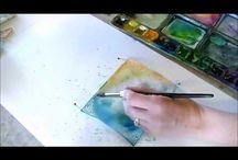 Watercolors / by Michael Nagy