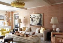 apartment living room ideas / by Caitlin Gordon